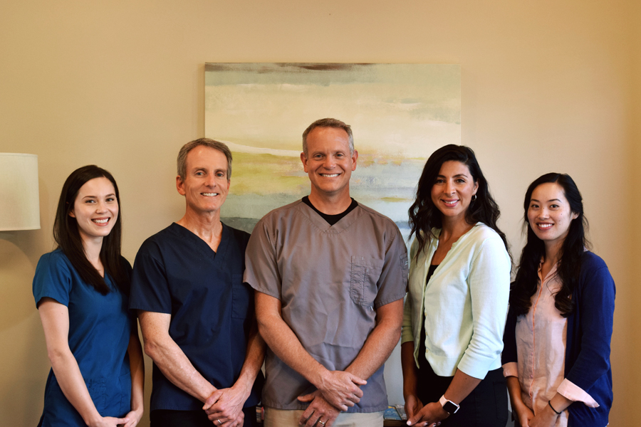 Meet the Petaluma Dentist Team